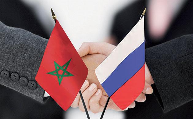 voyage maroc russie