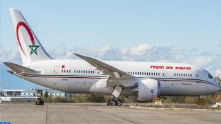 Royal Air Maroc (RAM) 787-8 Assembly and Paint Photo/Video CLOW SCOTT W (48973) rms303782 nef2016