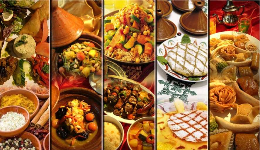 gastronomie du maroc-