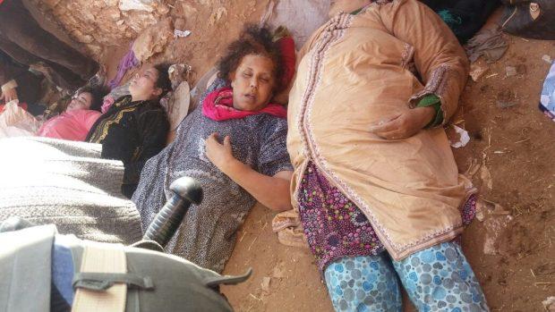 Plusieurs dizaines de personnes mortes et blessées dans une bousculade — Maroc
