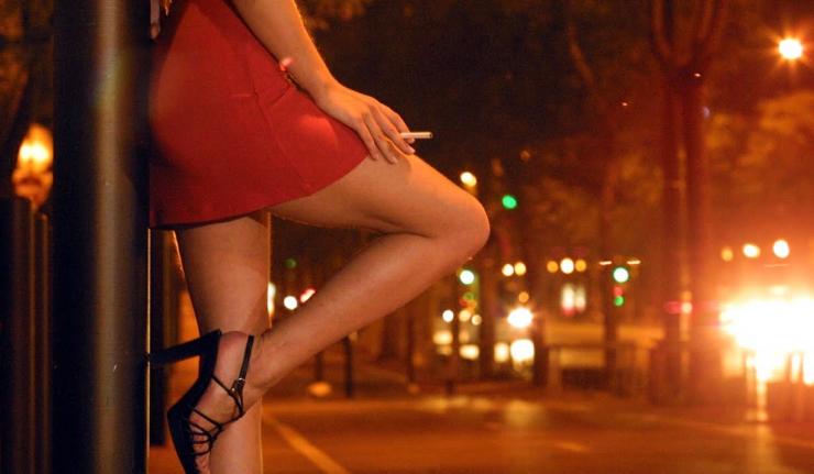 les filles prostituées
