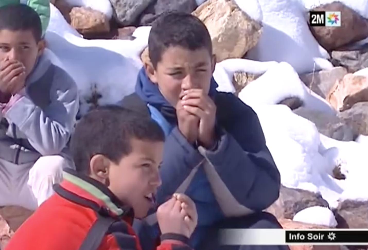 enfants kidnappés djhadistes