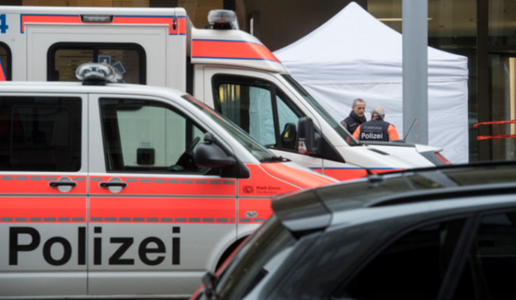 Deux personnes tuées par balles à Zurich — Suisse