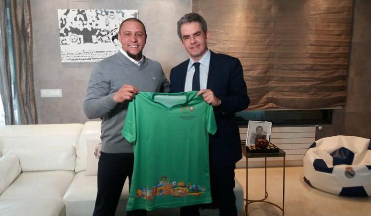 Roberto Carlos soutient le Maroc