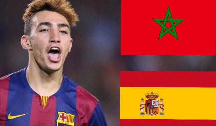Munir El Haddadi saisit le TAS — Maroc