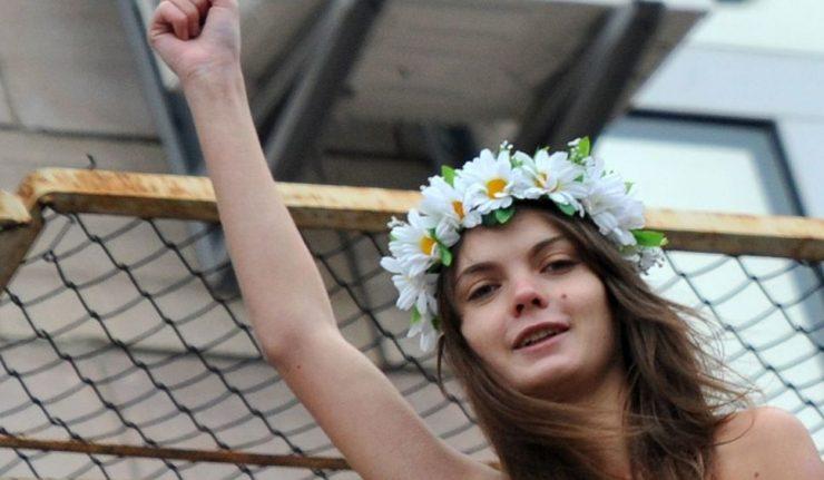 TÊTU | Oksana Chatchko, cofondatrice des Femen, s'est suicidée à Paris
