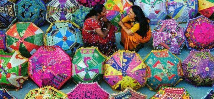 Muli-couleurs et multi-traditions millénaires