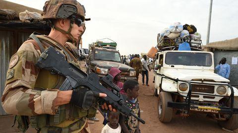 Opération Barkhane au Mali