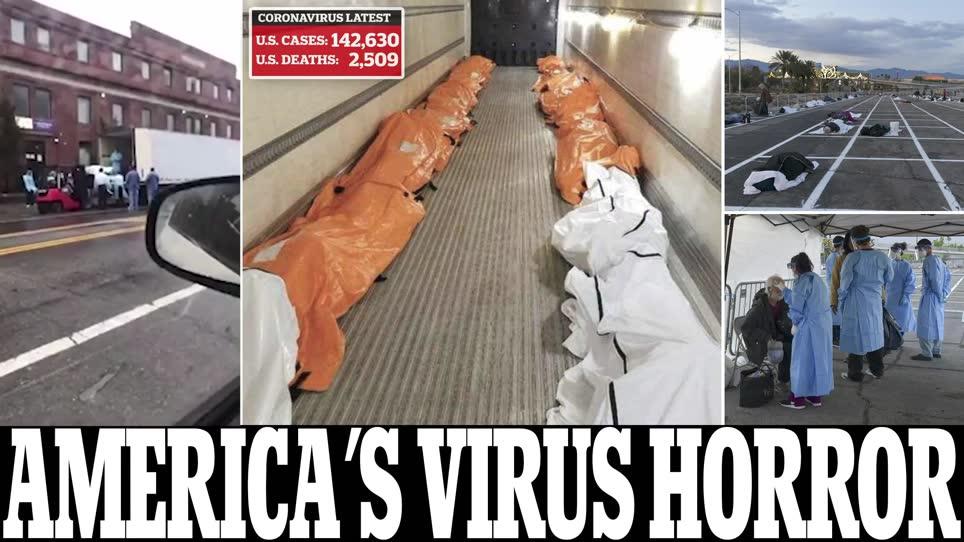Enquête à New York sur des dizaines de corps retrouvés dans des camions — Coronavirus